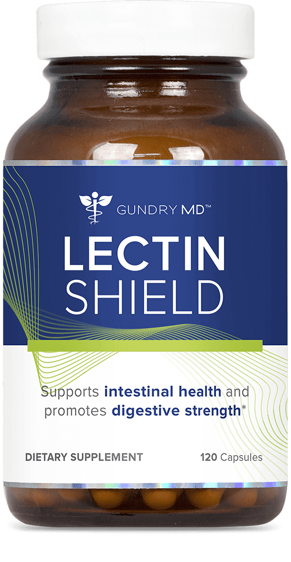 Lectin Shield By Gundry Md
