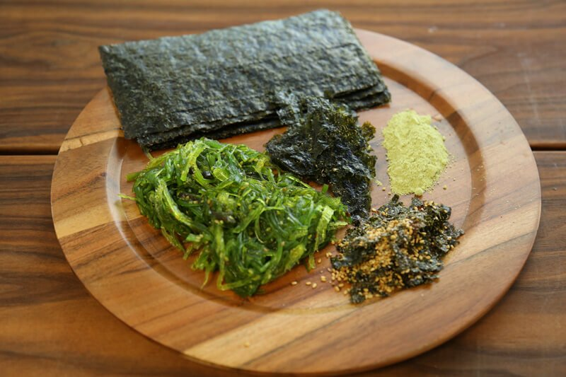5-types-of-seaweed