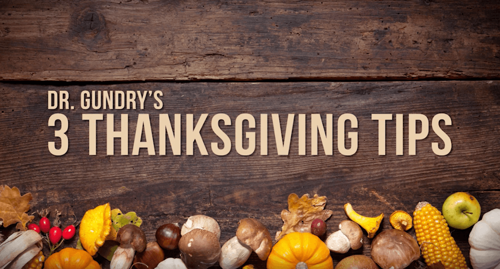 You'll Hate These 3 Thanksgiving Tips [But Love The Results]