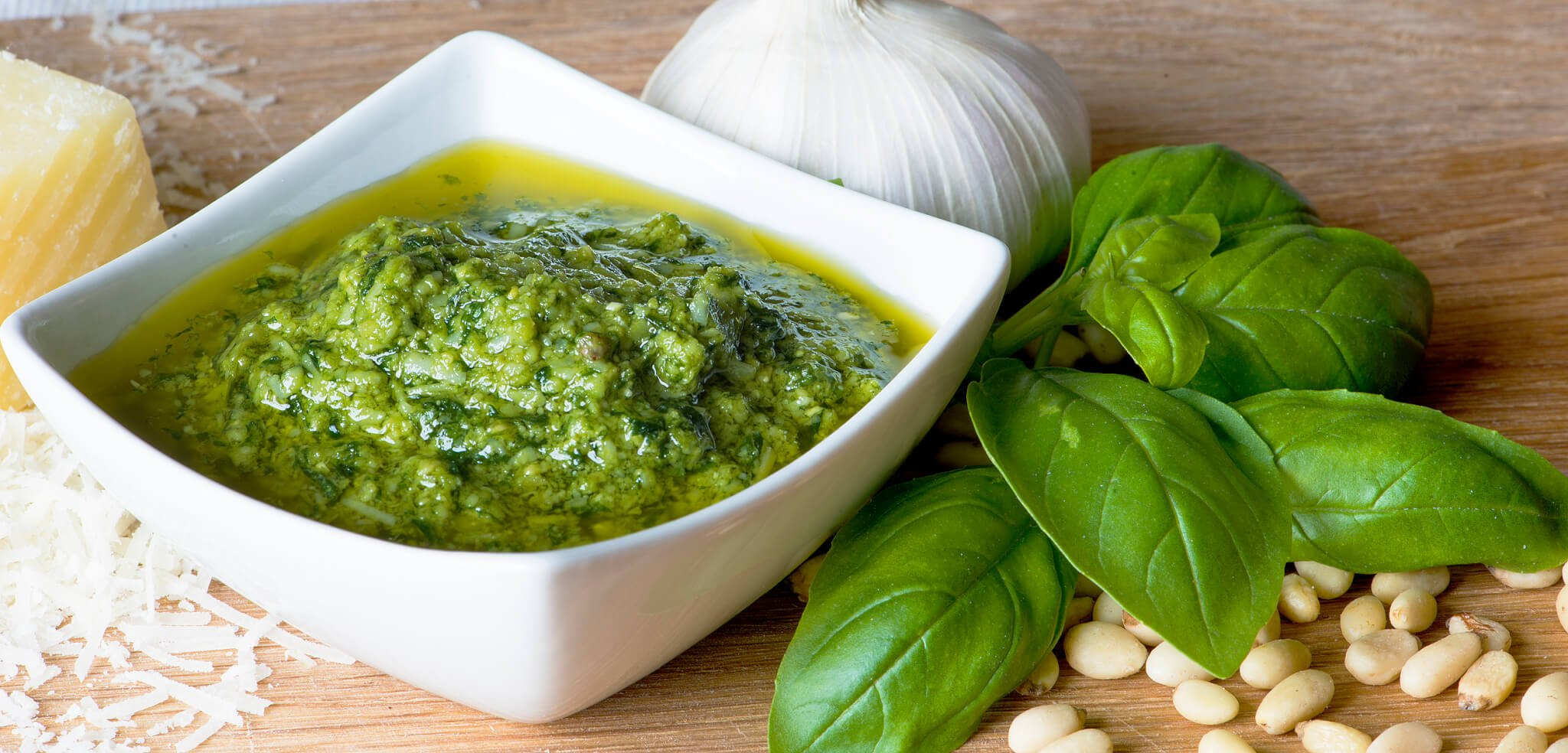 dr Gundry's basil pesto recipe