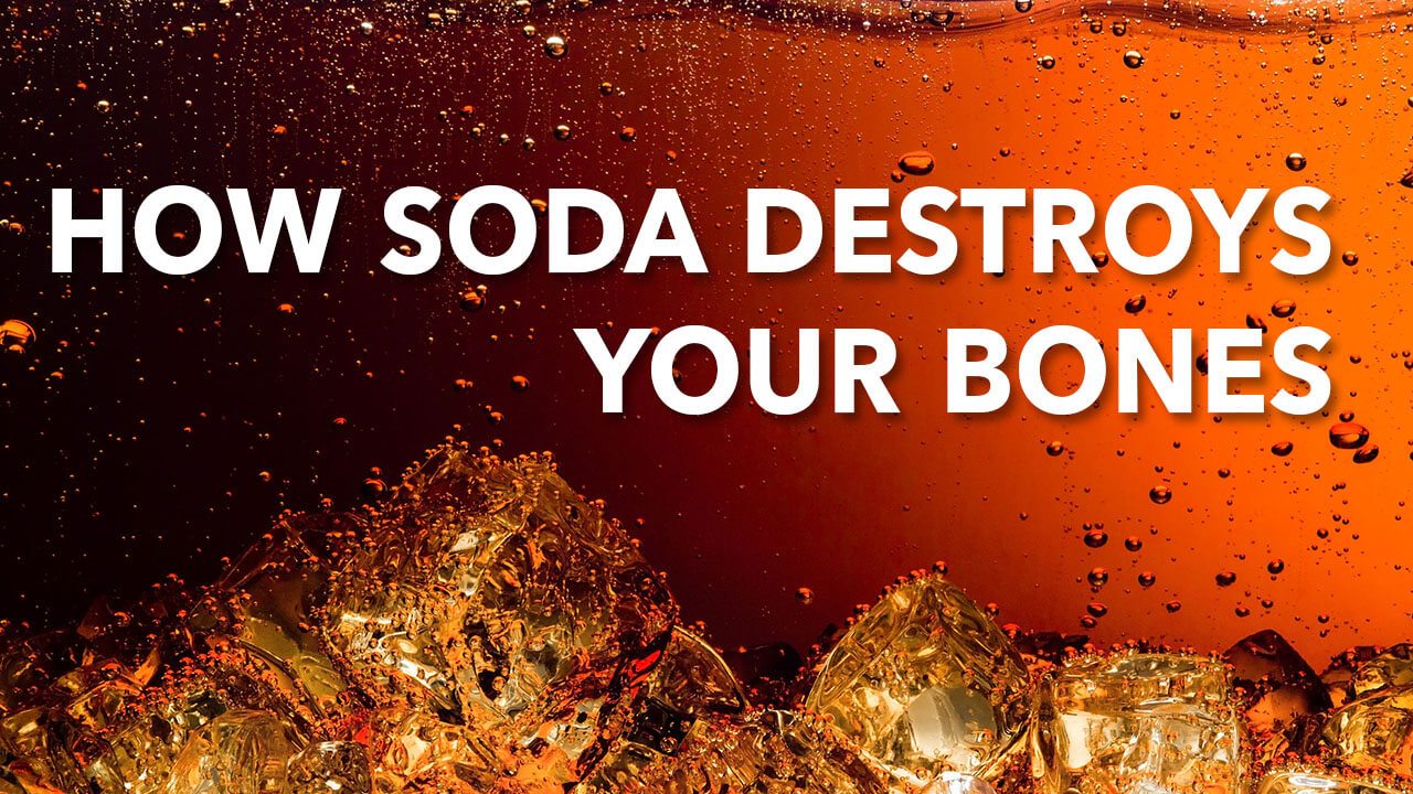 Shocking milk experiment reveals toxins in soda! [VIDEO]