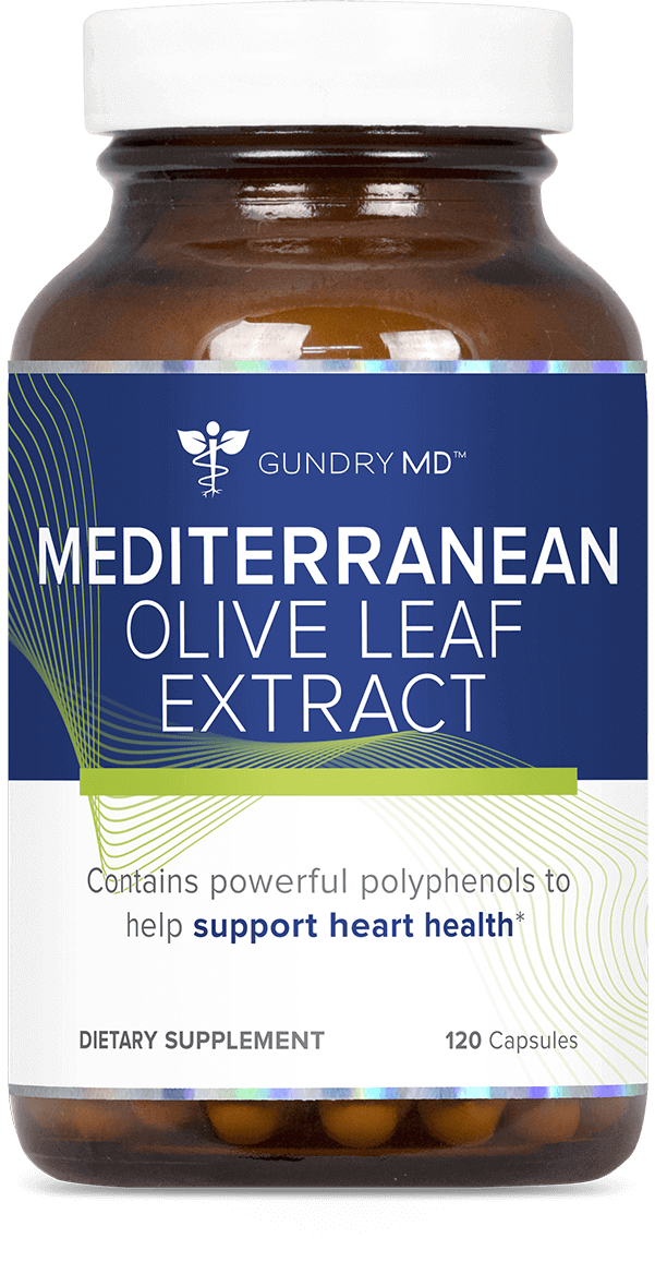 Mediterranean Olive Leaf Extract