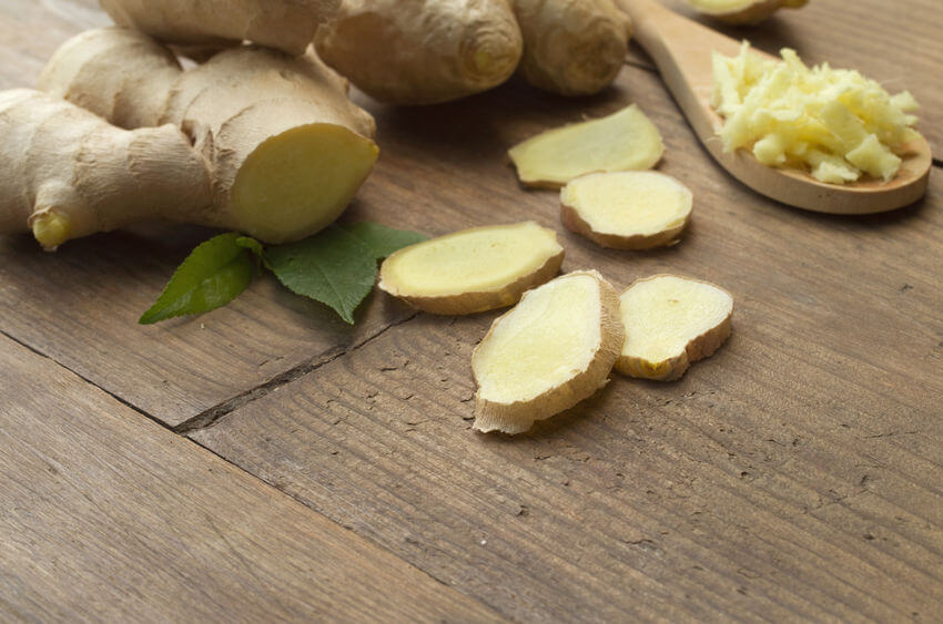 Eat More Ginger! (5 ways to sneak it into your diet)