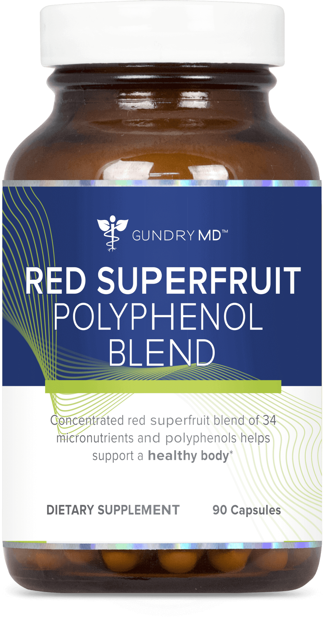 Red Superfruit Polyphenol Blend
