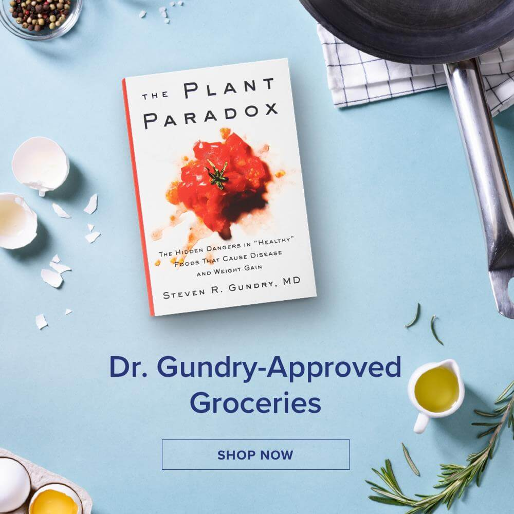 Dr. Gundry's Online Grocery Shop