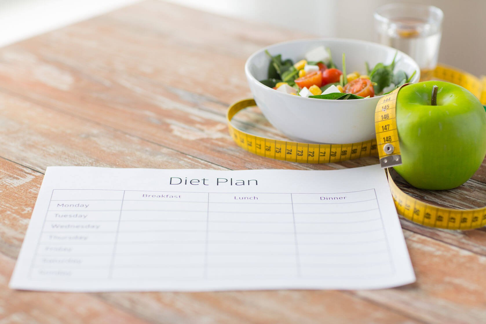 Dieting Doesn't Work (5 reasons why you should stop doing it!)