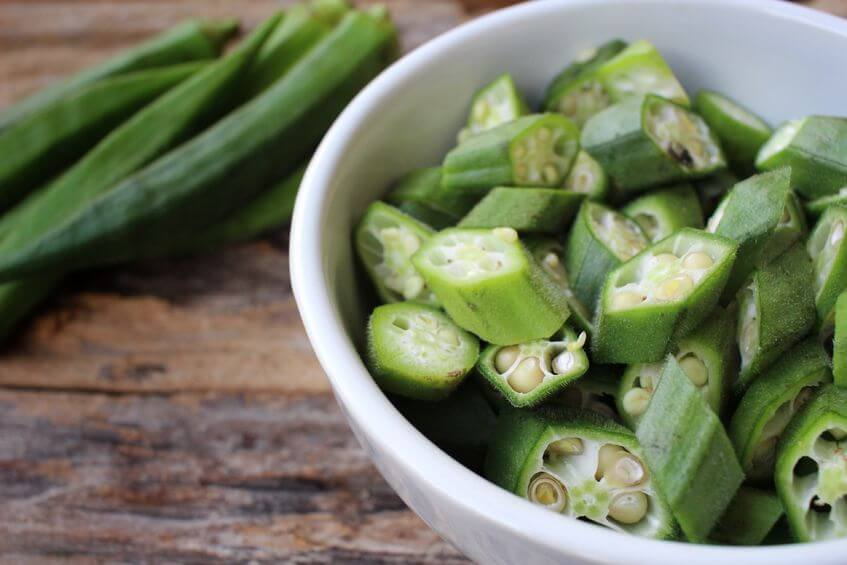 Okra Extract: A Powerful Polyphenol & Lectin Blocker