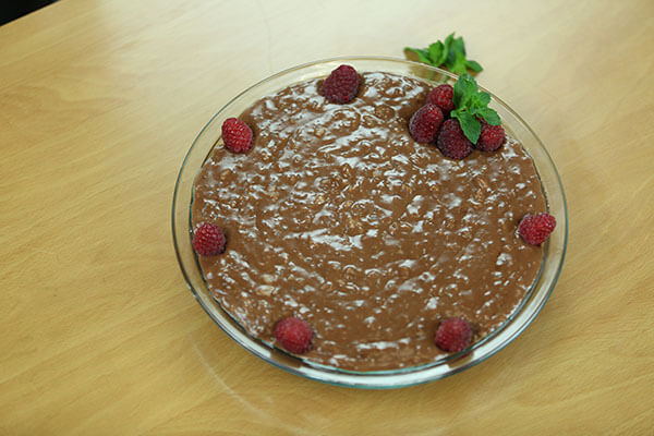 Dr. Gundry's Miracle Rice Pudding Recipe (lectin free!)