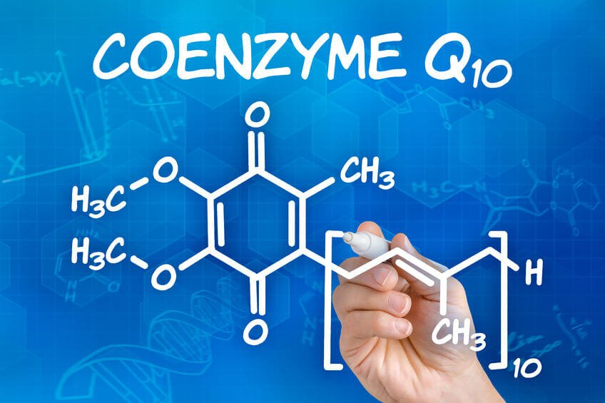 coenzyme q10 indication