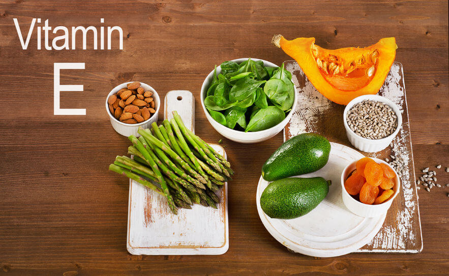 What Is Vitamin E (and symptoms of vitamin e deficiency)