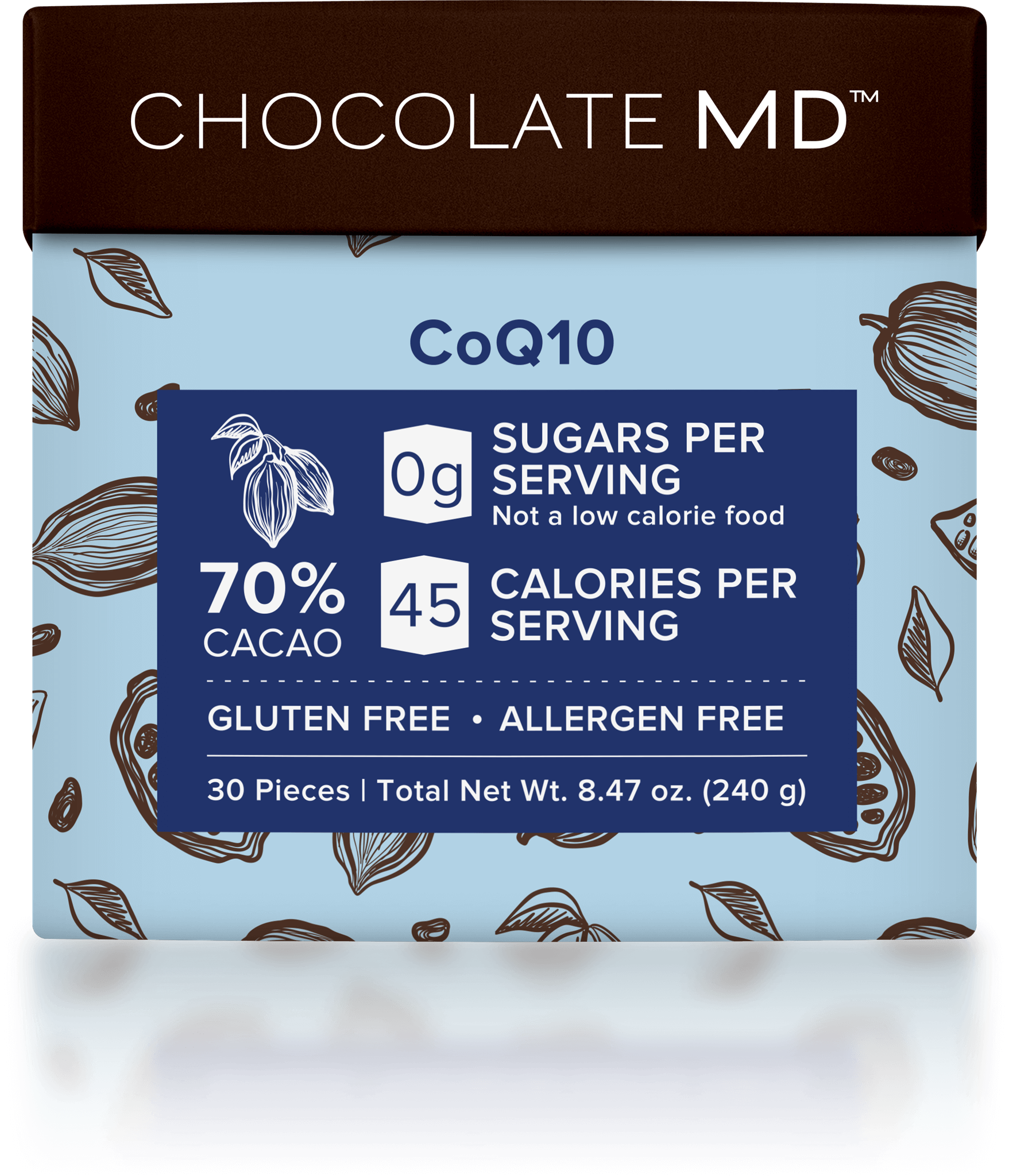 Chocolate MD – CoQ10
