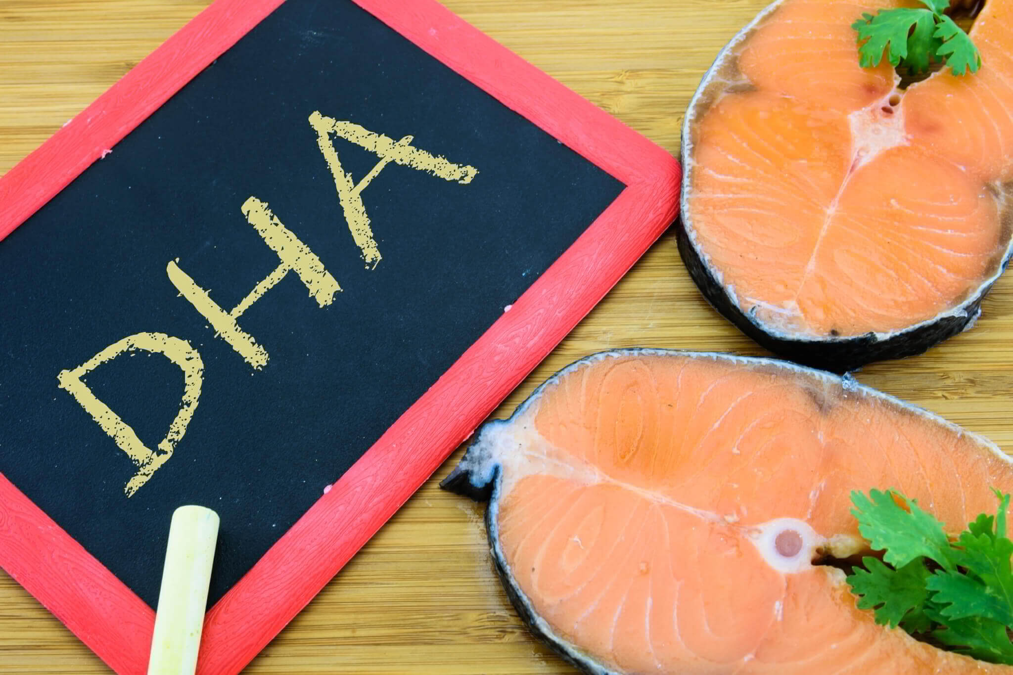 DHA Health Benefits & Best Food Sources of DHA (including vegan options)