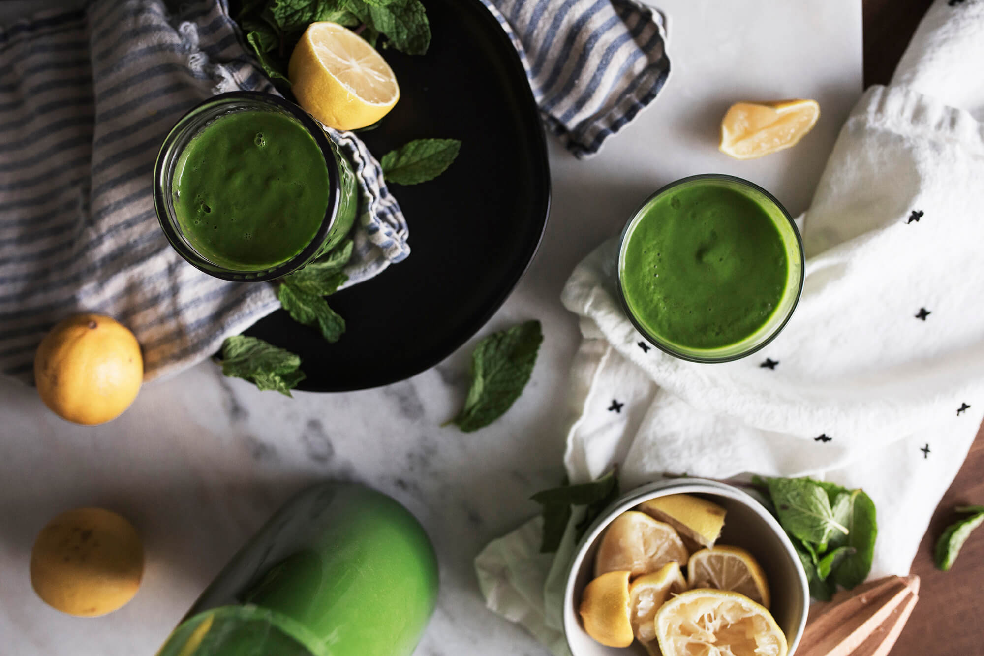 The 3-Day Detox Plant Paradox Green Smoothie Recipe