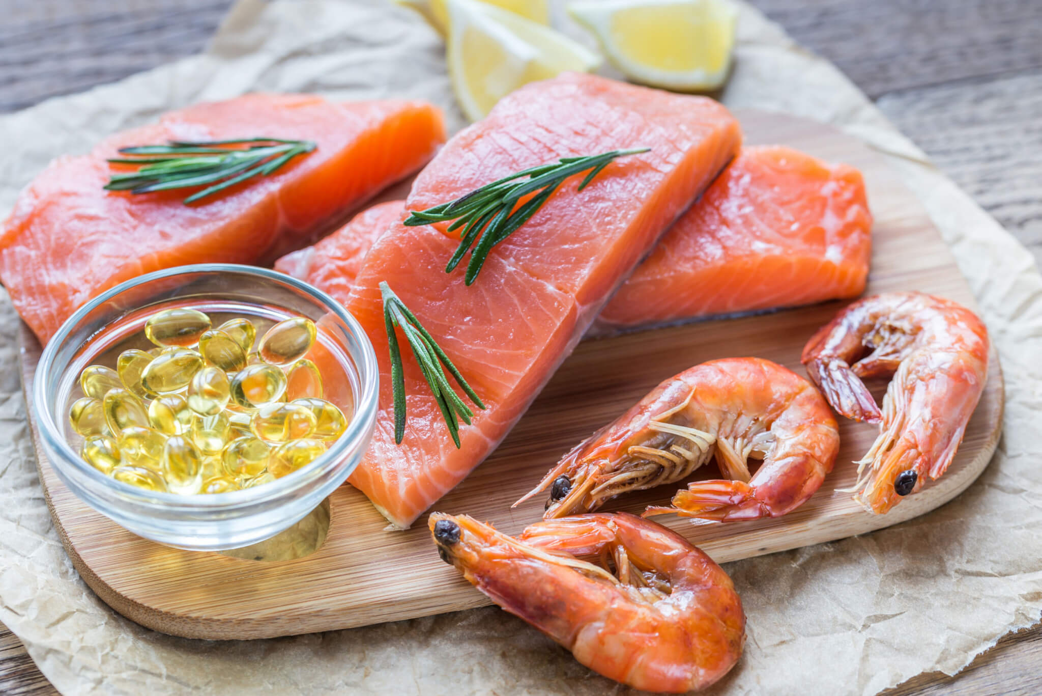 [NEWS]: Omega-3 Fats Linked to Reduced Heart Disease, Risk of Death