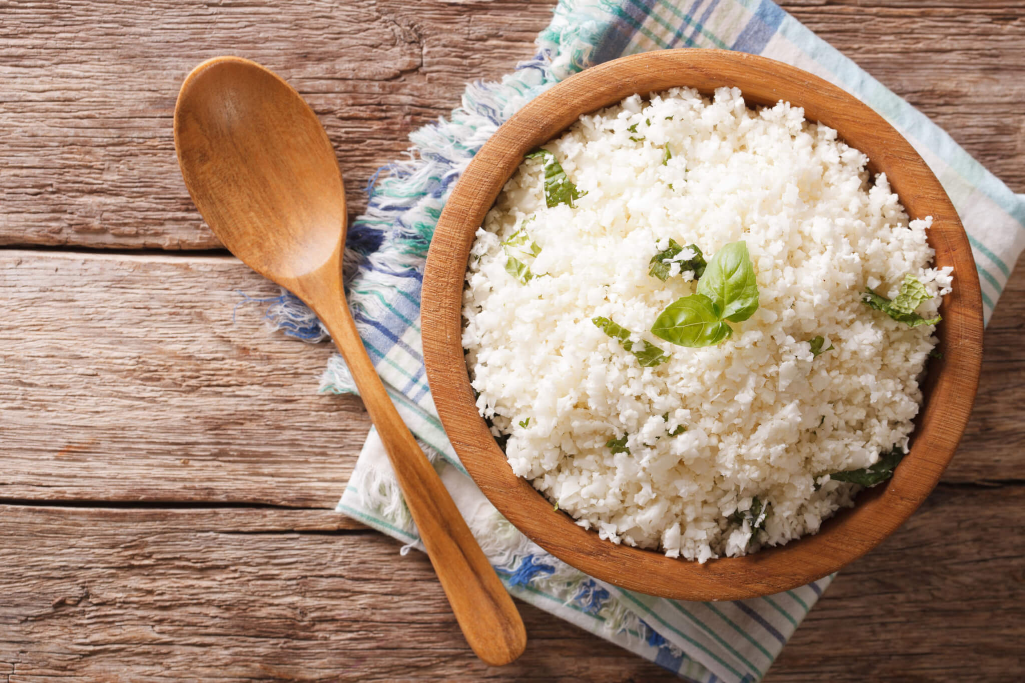 Is Cauliflower Rice Healthier than White Rice? (plus a Dr. Gundry recipe!)
