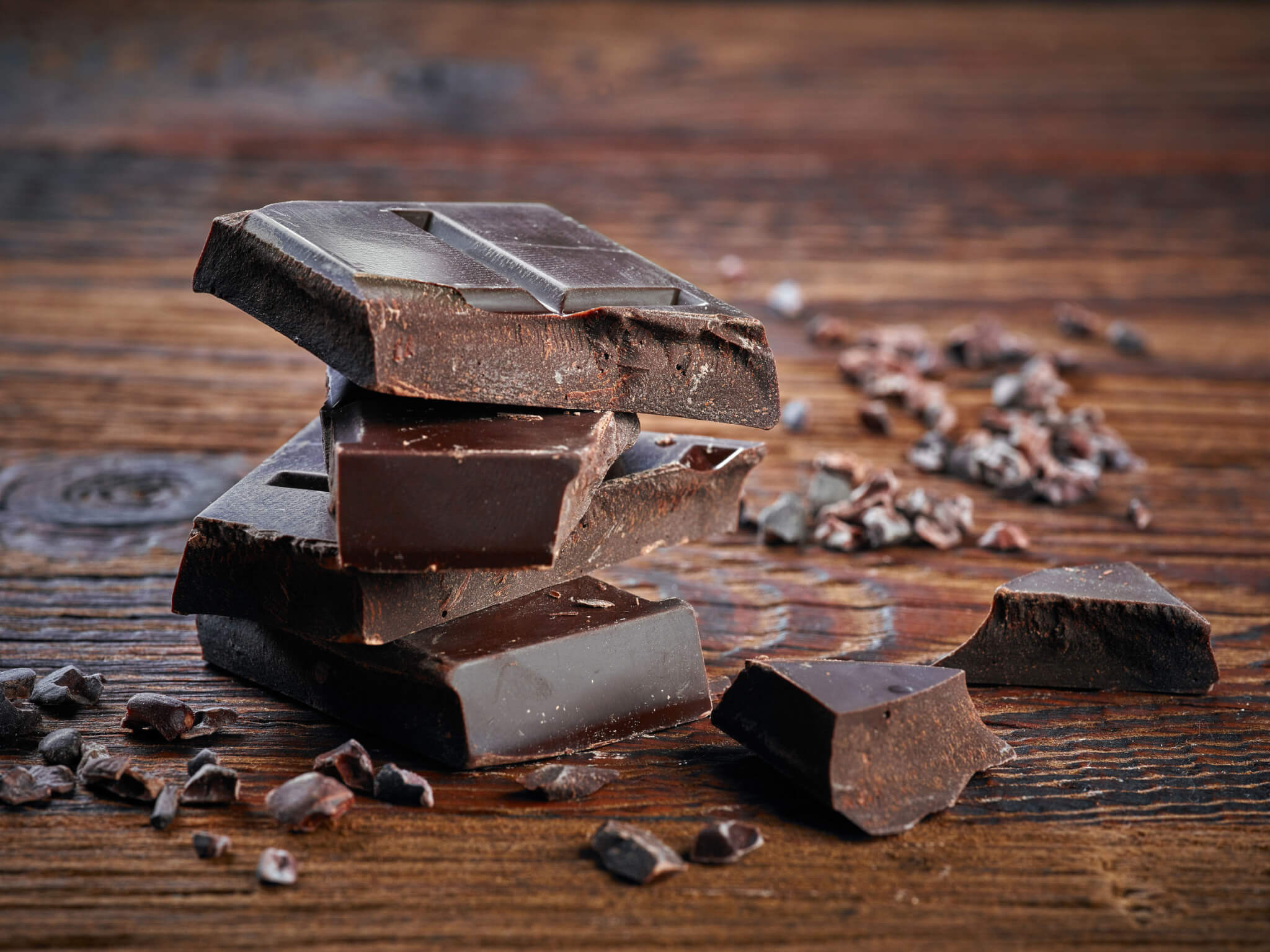 [NEWS] Studies Show Dark Chocolate Could Improve Brain Function
