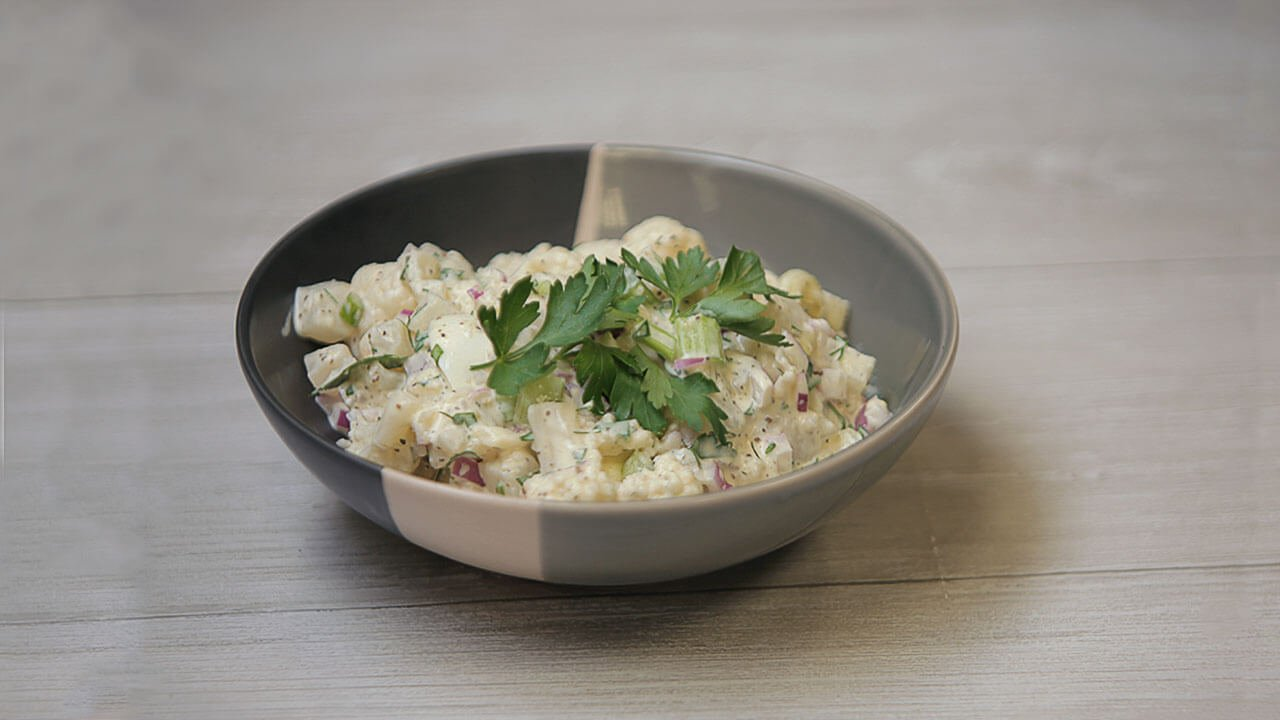 "Dr. Gundry's Lectin-Free ""Potato"" Salad Recipe"