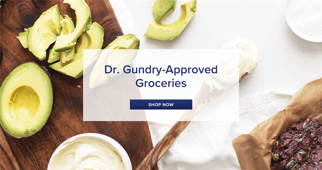 dr gundry approved foods an easy print friendly list