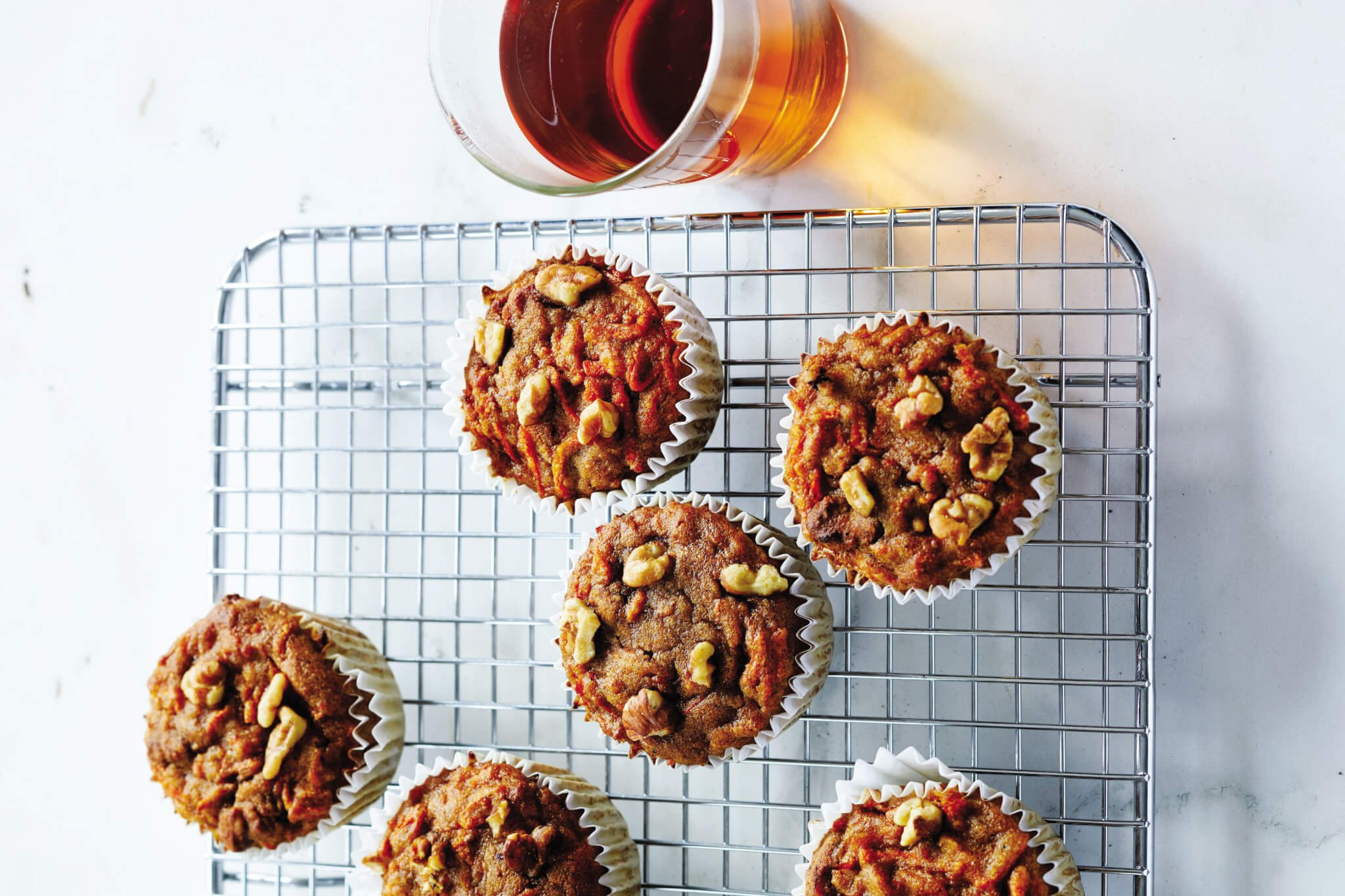 Dr. Gundry's Lectin-Free Carrot Cake Muffins Recipe