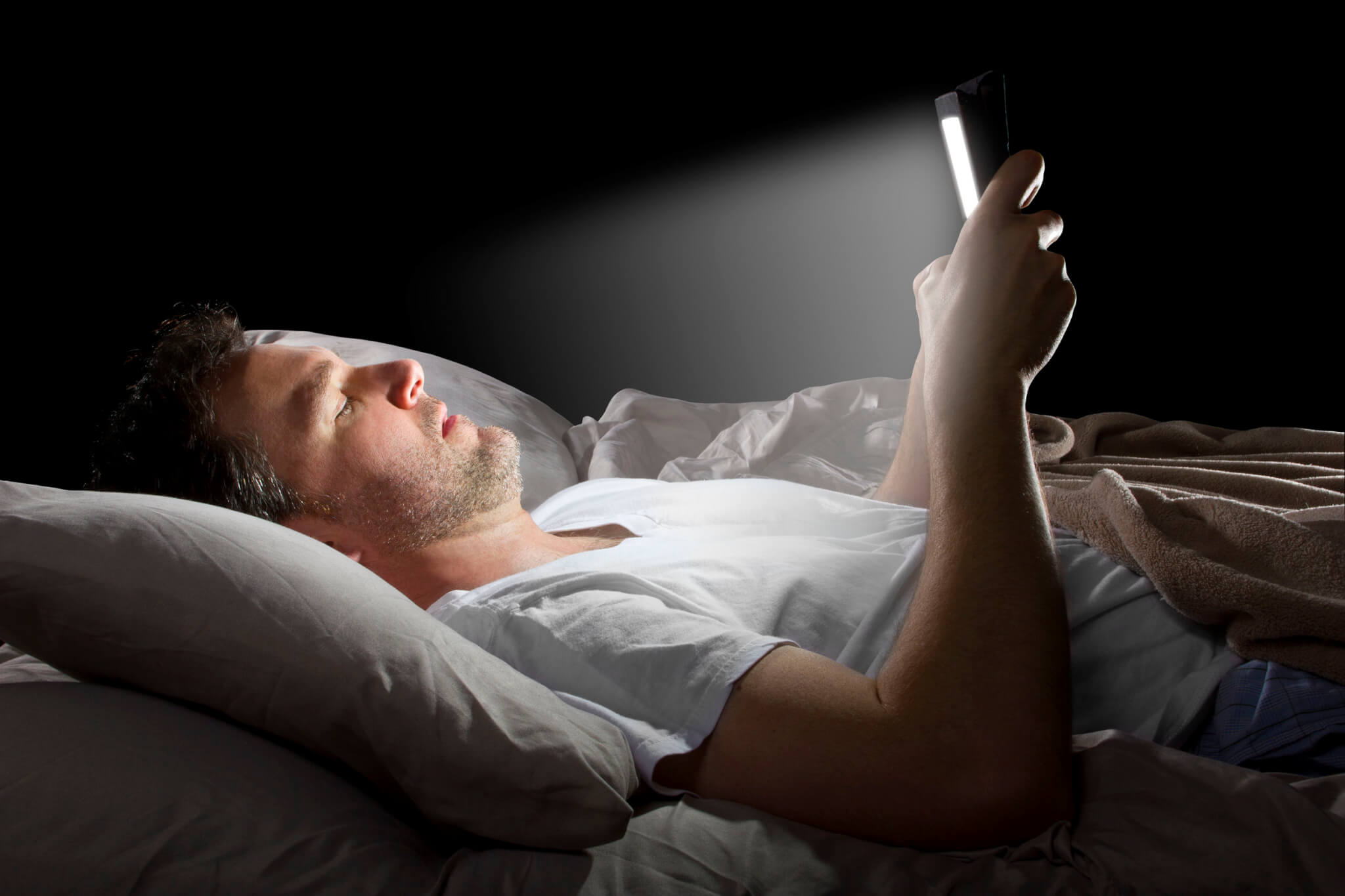 Tablet at Night | Gundry MD