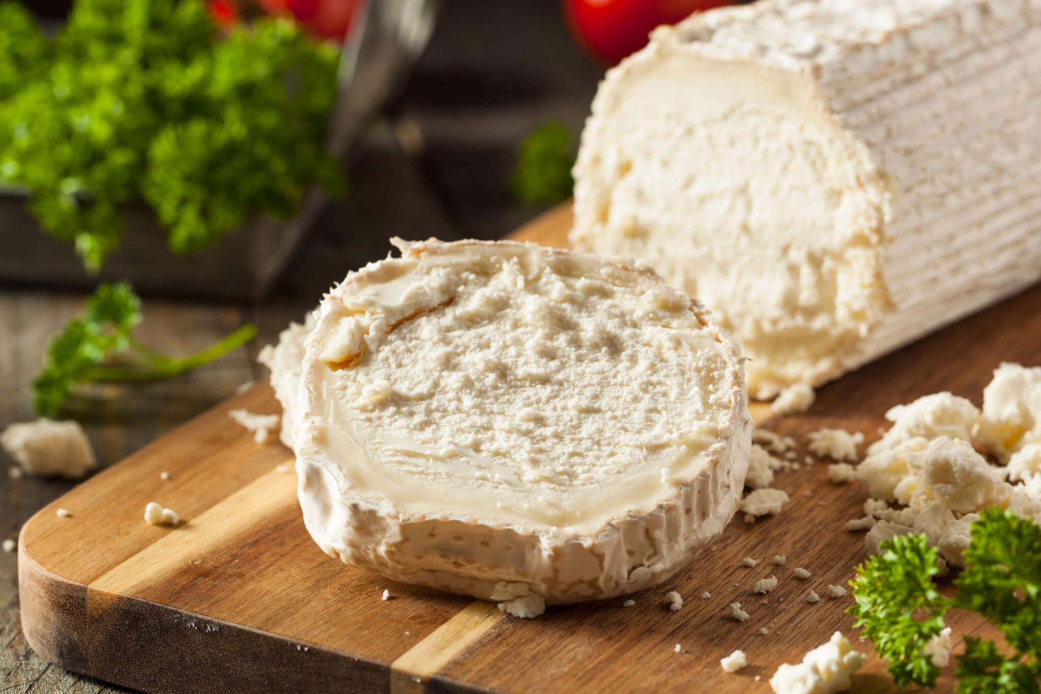 Does Goat Cheese Have Casein?